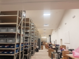 Complete Warehouse Refurbishment