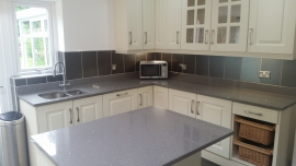 Kitchen fit out 2